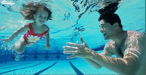 Kết quả hình ảnh cho 6 công dụng tuyệt vời của bơi lội